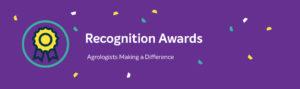 Recognition Awards banner